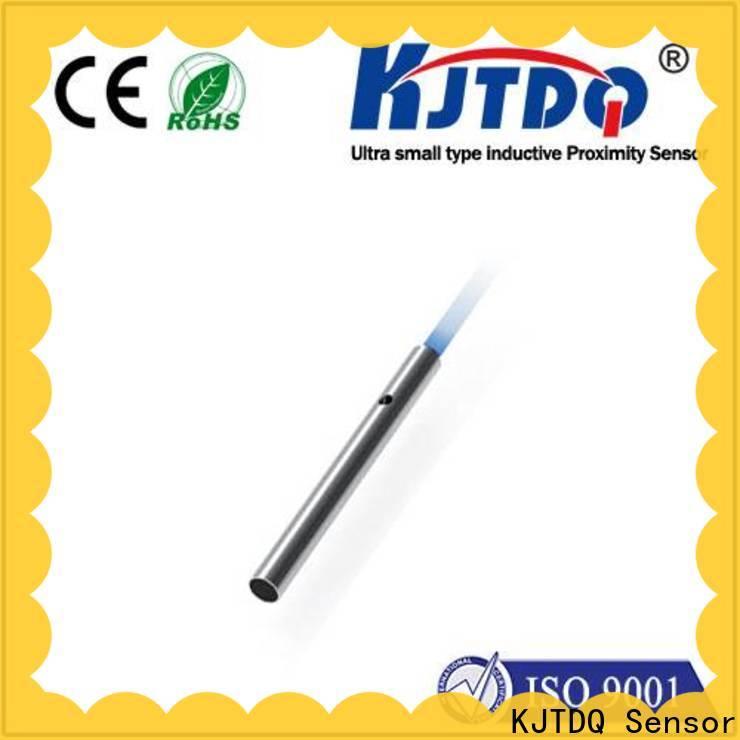 KJTDQ ultrasonic proximity detector for plastics machinery