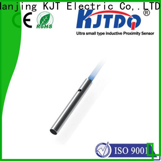 KJTDQ Wholesale miniature inductive proximity switch Supply for plastics machinery