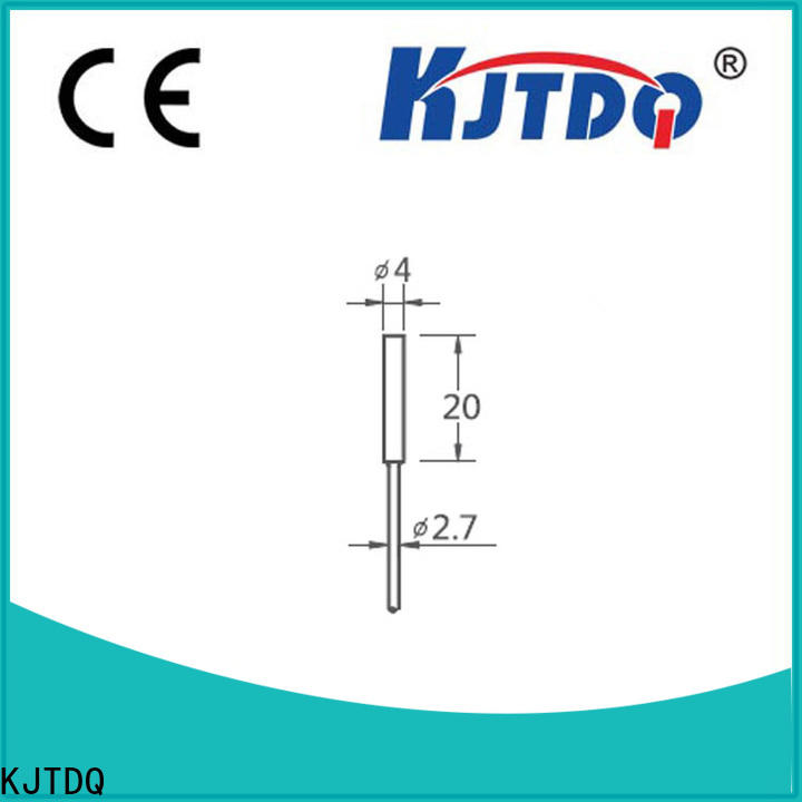 KJTDQ Latest capacitive proximity sensor switch Supply for packaging machinery