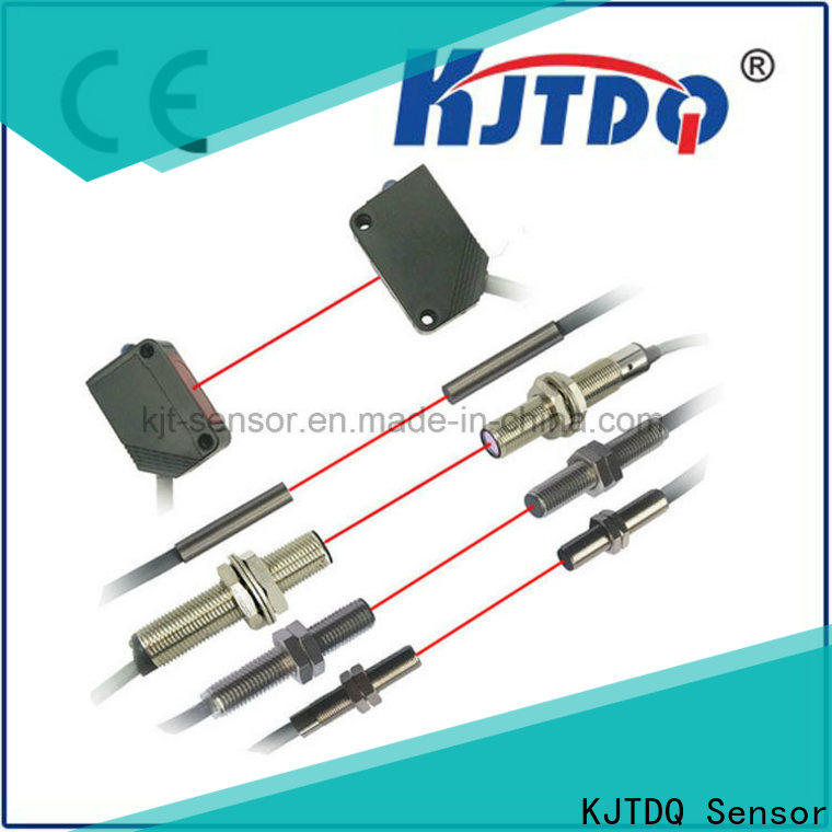 KJTDQ miniature photoelectric sensor oem for industrial cleaning environments