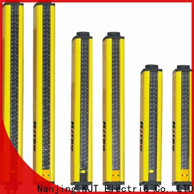 KJTDQ Latest safety light curtain types manufacturers for detecting fingers