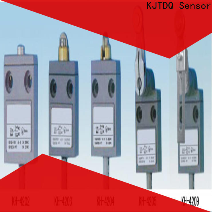 KJTDQ limit switch waterproof oem&odm for Detecting objects