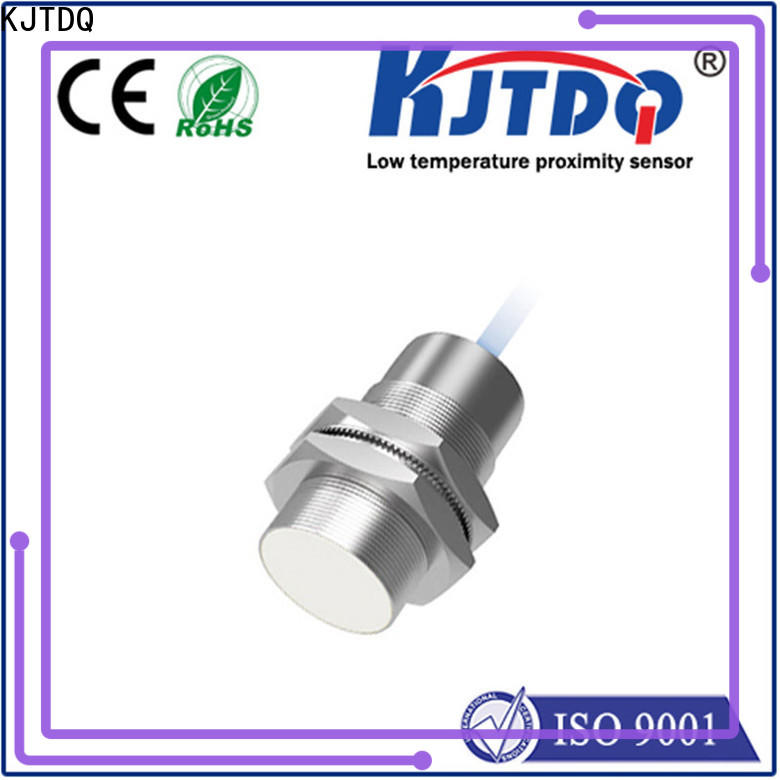 KJTDQ inductive proximity sensor low temperature for business mainly for detect metal objects