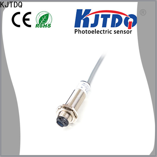 KJTDQ cylindrical photoelectric switch Supply for industrial cleaning environments