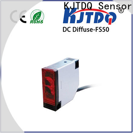 KJTDQ square photoelectric sensor Supply for industrial cleaning environments