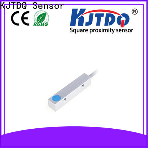 KJTDQ inductive type proximity sensor manufacturer for packaging machinery