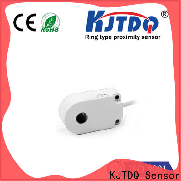 KJTDQ inductive proximity ring sensor factory mainly for detect metal objects