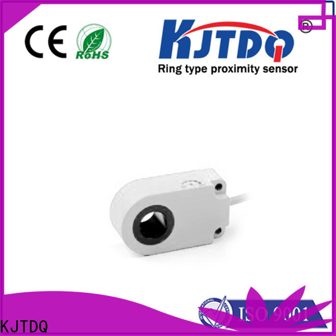 KJTDQ adjustable ring inductive proximity sensors for business for production lines