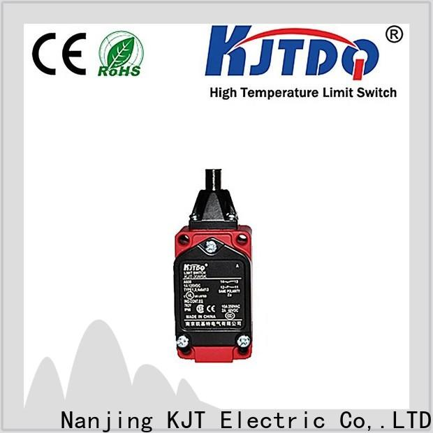 KJTDQ high temperature limit switch manufacturer for Detecting objects