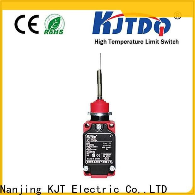 KJTDQ limit switch high temperature oem&odm for Detecting