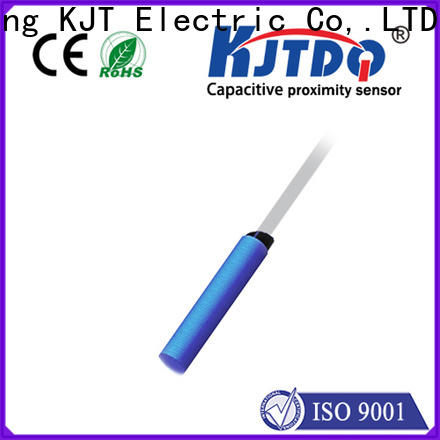 KJTDQ capacitive proximity sensors manufacturer for plastics machinery