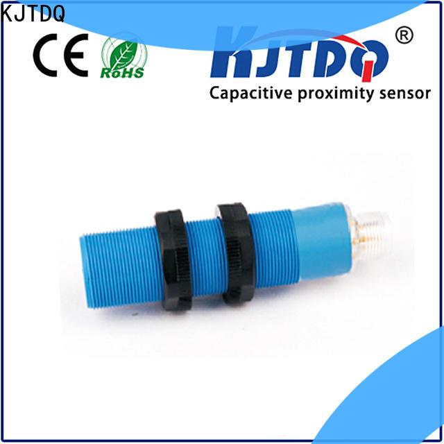 KJTDQ long range capacitive proximity sensor manufacturers for conveying systems
