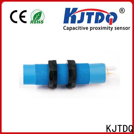 KJTDQ capacitive sensor Suppliers for detect non-metallic objects