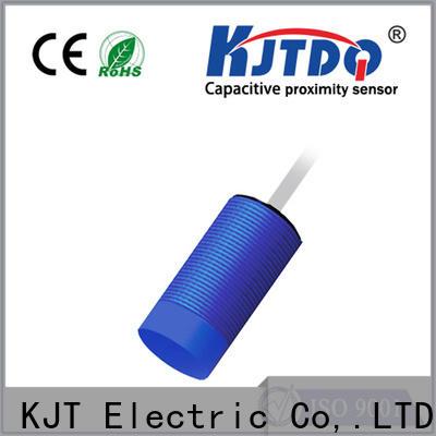 KJTDQ high pressure capacitive proximity sensors china for packaging and plastics machinery
