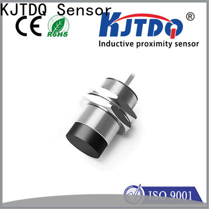 KJTDQ quality inductive sensor long range Suppliers mainly for detect metal objects