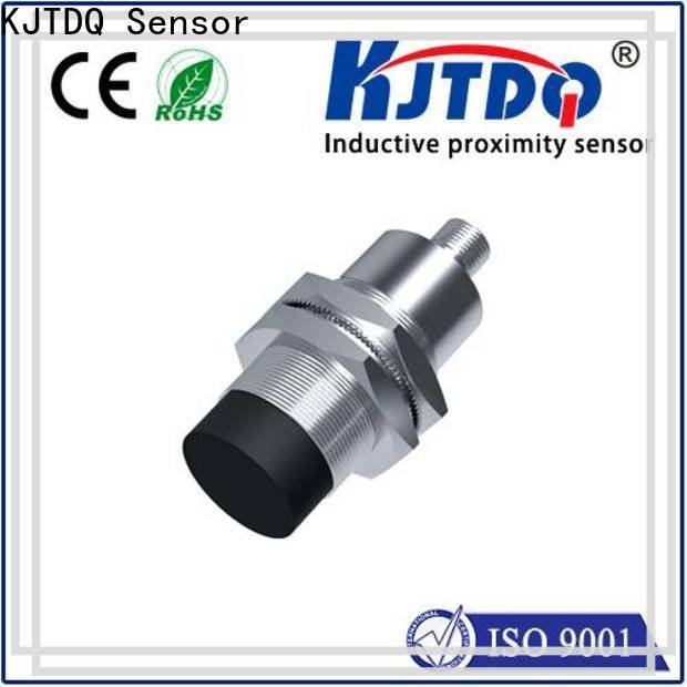 KJTDQ inductive style inductive proximity sensor long range factorySupply for packaging machinery