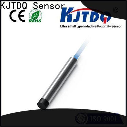 KJTDQ proximity sensor waterproof proximity switch factory for packaging machinery
