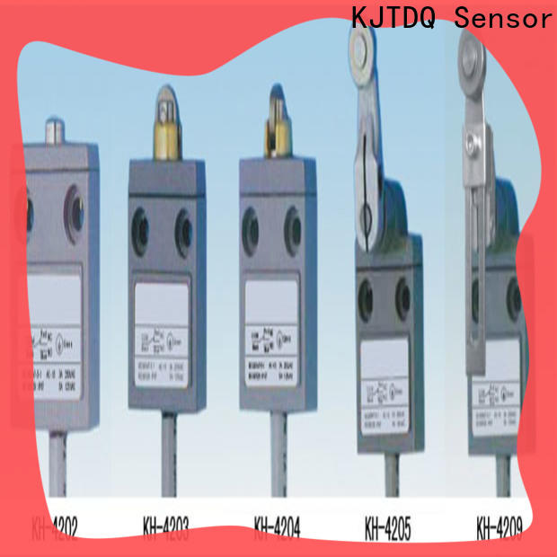 KJTDQ customized water resistant limit switch manufacturers for Detecting objects