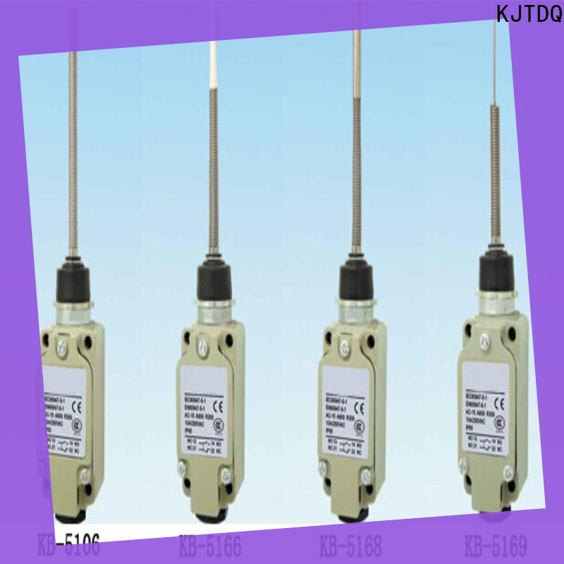 KJTDQ Latest limit switch types oem&odm for Detecting