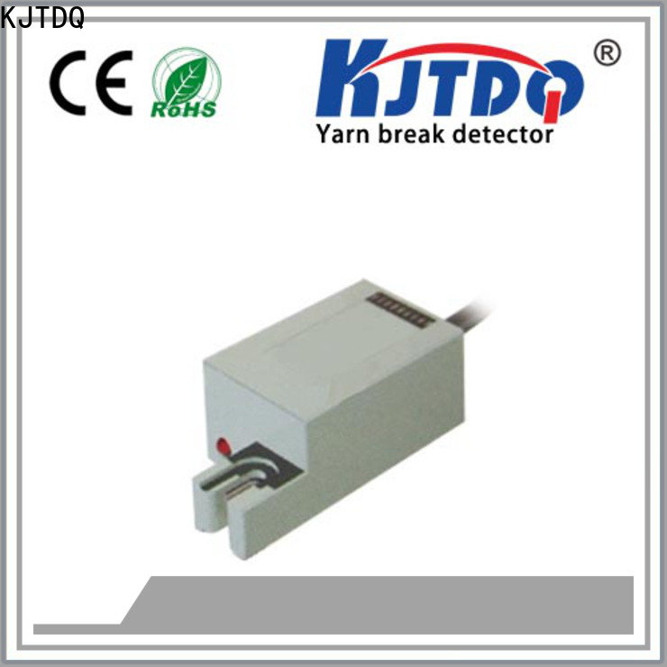 KJTDQ quality yarn detector and breakage monitor oem&odm for synthetic fiber deformation