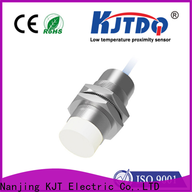 KJTDQ inductive proximity sensor price for plastics machinery