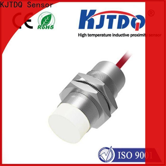 KJTDQ prox sensor wiring factory for packaging machinery