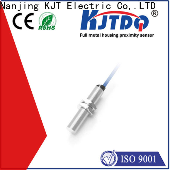 quality inductive sensor signal for production lines
