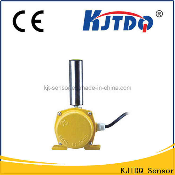 KJTDQ conveyor belt switch for business for Detecting objects