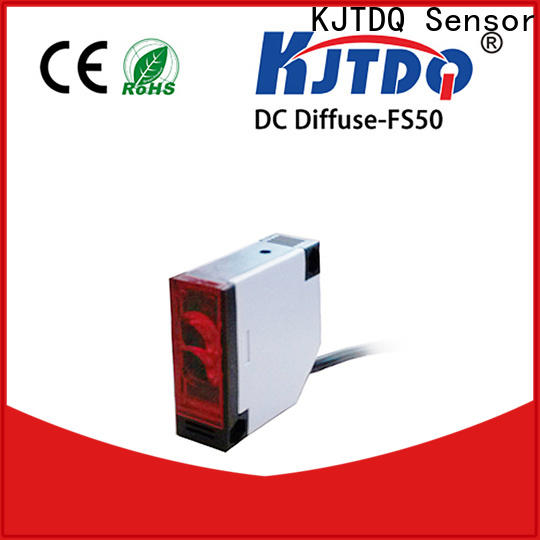 KJTDQ photoelectric sensor price for industrial