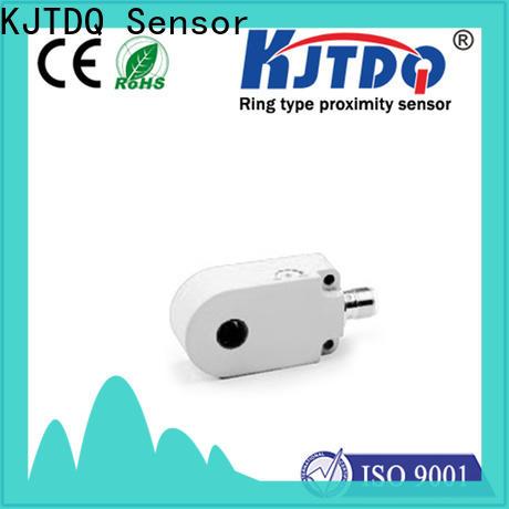 KJTDQ inductive proximity ring sensor company for packaging machinery