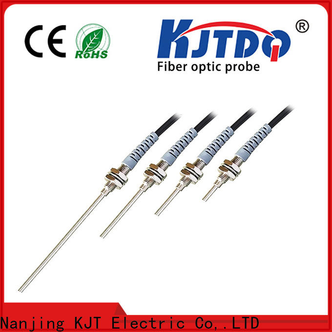 high precision detection capability fibre optic probe factory for machine