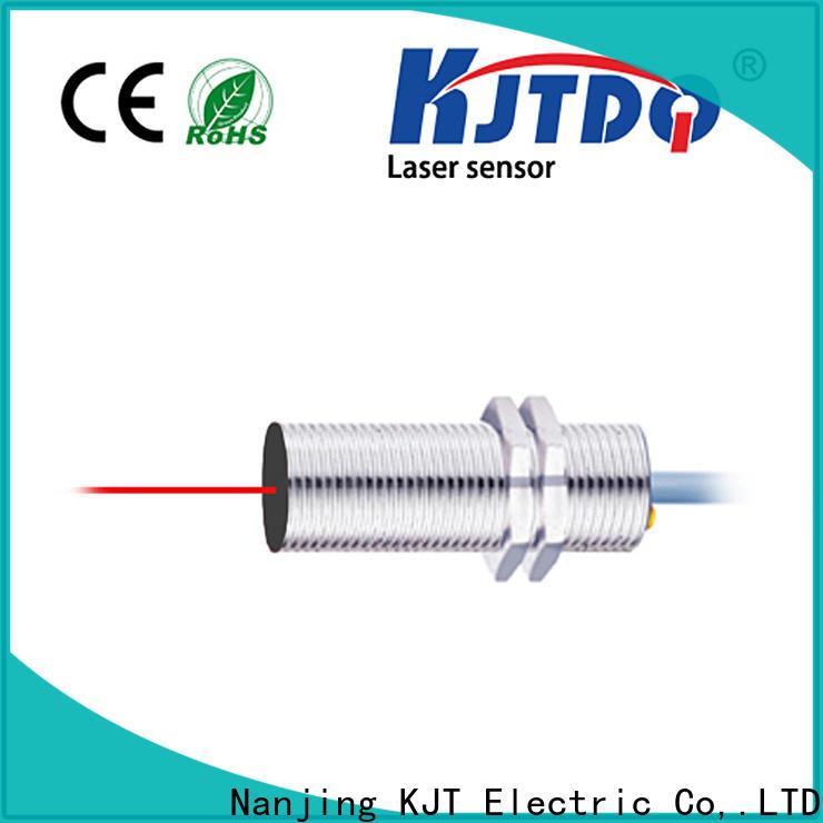 KJTDQ Laser Transmitter Through laser photoelectric sensor price manufacture for industrial