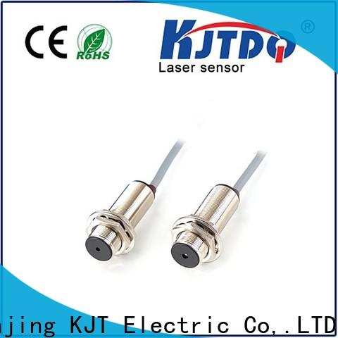 KJTDQ photoelectric laser sensor china for industrial cleaning environment