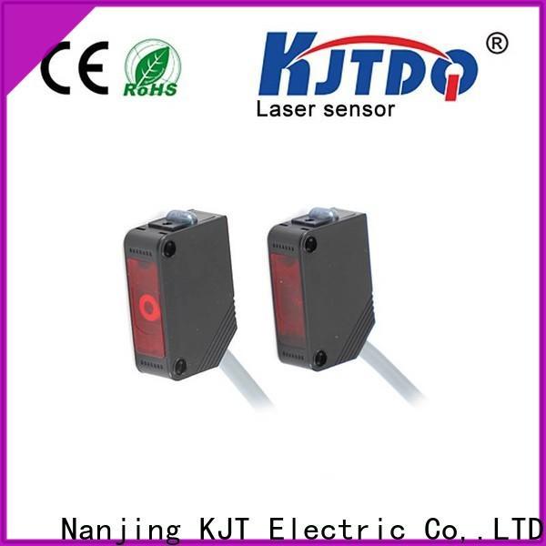 KJTDQ photoelectric sensor laser for industrial cleaning environment