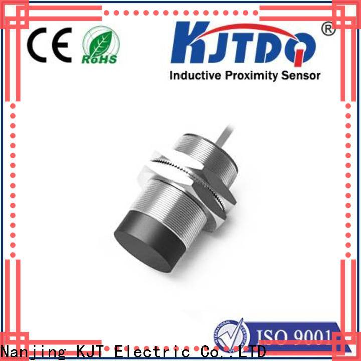 KJTDQ inductive sensor operation Supply for conveying system