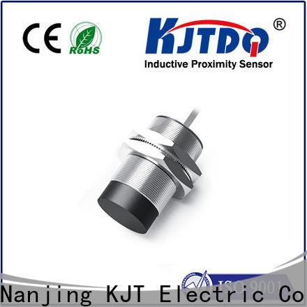 KJTDQ inductive types high range inductive proximity sensor china for packaging machinery