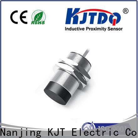KJTDQ inductive types high range inductive proximity sensor china for packaging machinery