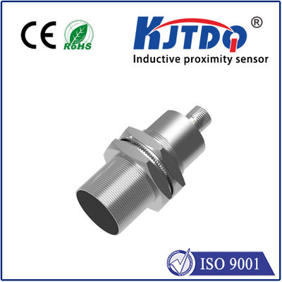 M30 inductive proximity sensor shielded DC NO NC Sn15/22mm connector