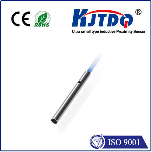 M3 ultra small short inductive proximity sensor shielded long sensing distance
