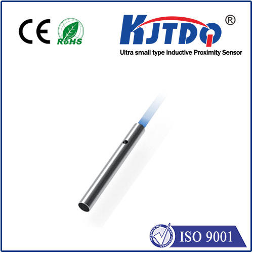 M4 ultra small inductive proximity sensor shielded unthreaded long sensing distance