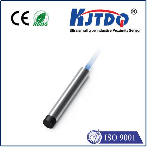 J6.5 ultra small inductive proximity sensor unshielded PNP NPN NO NC