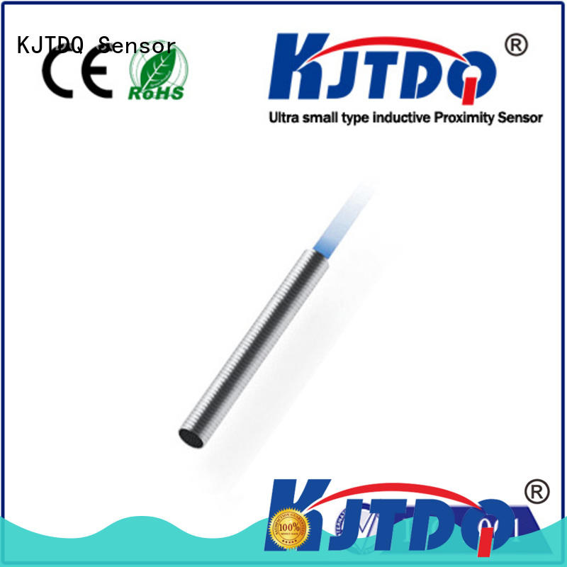 KJTDQ inductive proximity sensor supplier company for packaging machinery