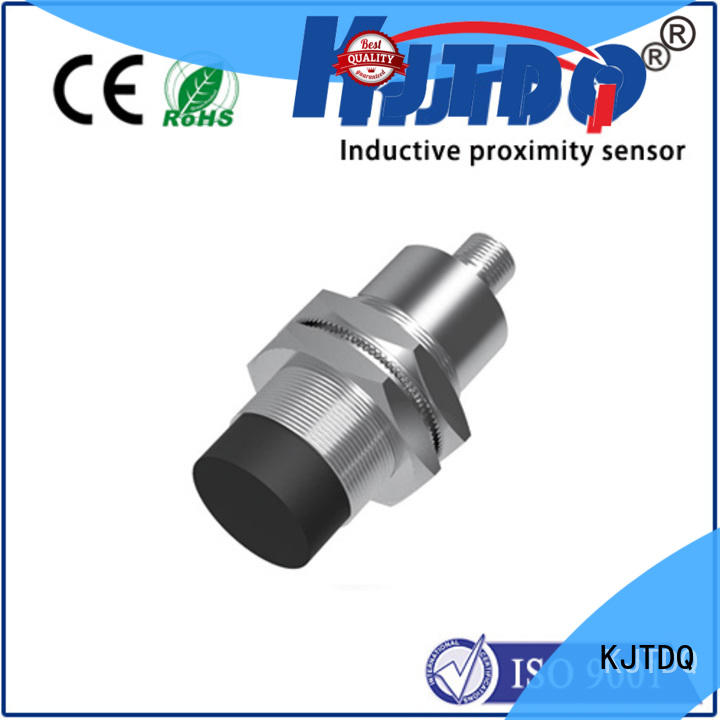 KJTDQ inductive types proximity sensor long range company for plastics machinery