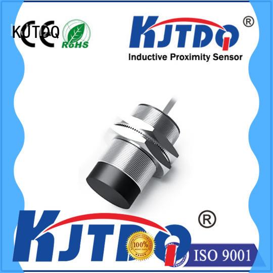 high range inductive proximity sensor mainly for detect metal objects KJTDQ