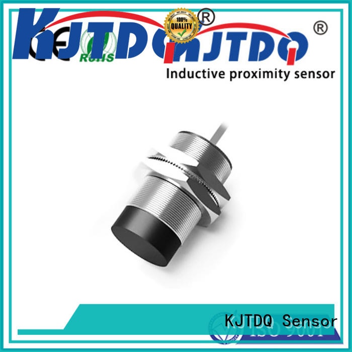 custom inductive proximity sensor long distance manufacturers mainly for detect metal objects