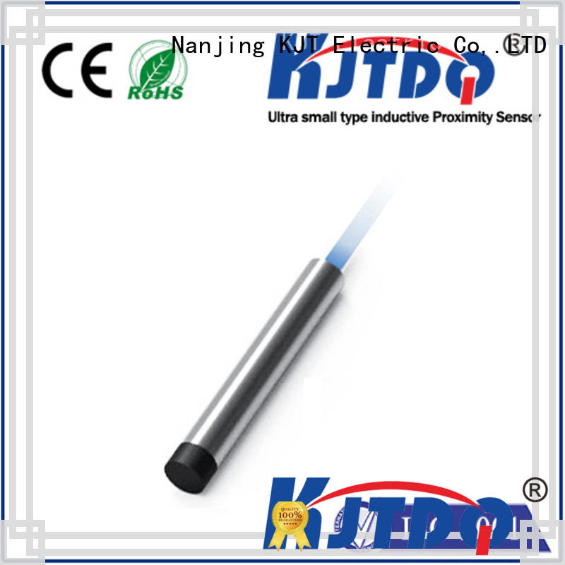 KJTDQ customized micro switch proximity sensor system for packaging machinery