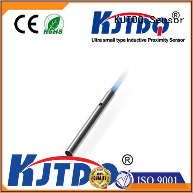 KJTDQ inductive proximity sensor switch manufacturers mainly for detect metal objects