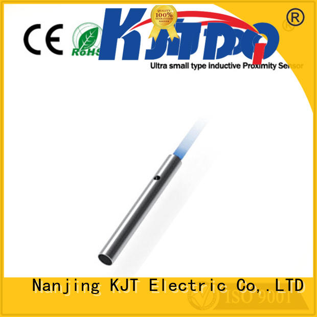 proximity sensor ultra short inductive proximity sensor factory for packaging machinery KJTDQ
