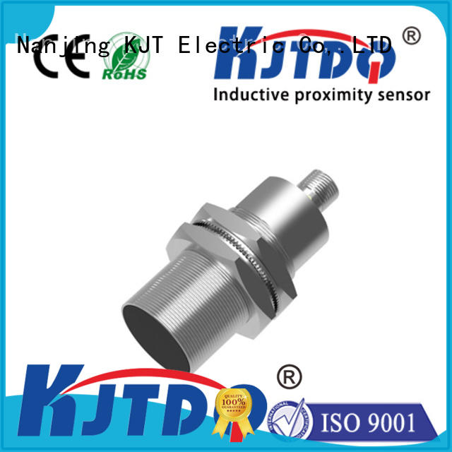 KJTDQ long distance inductive proximity sensor company mainly for detect metal objects