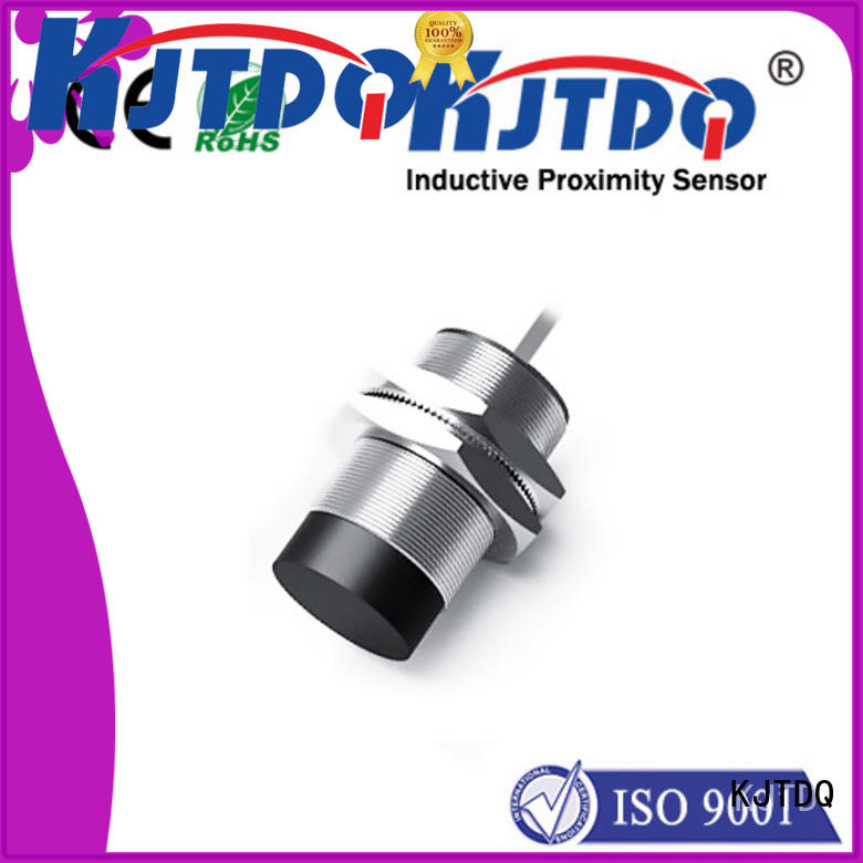 KJTDQ inductive sensor long distance manufacturers for plastics machinery